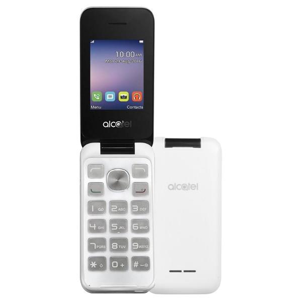 Alcatel 2051 Dual SIM White