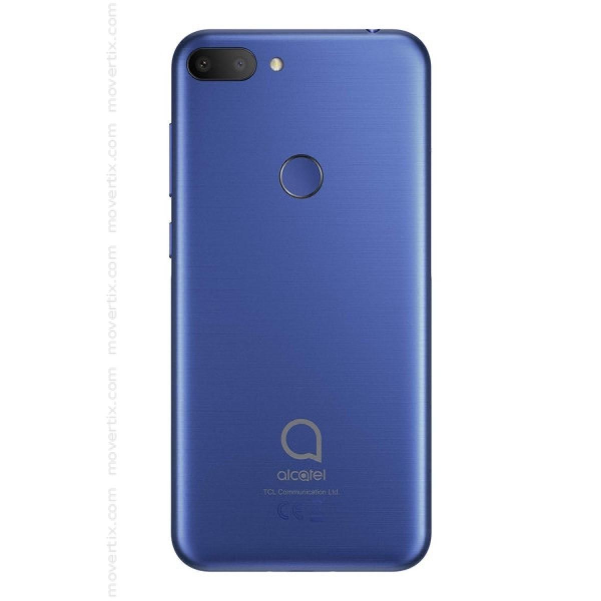Alcatel 1S (2019) Dual SIM Blue 32GB and 3GB RAM (5024D)