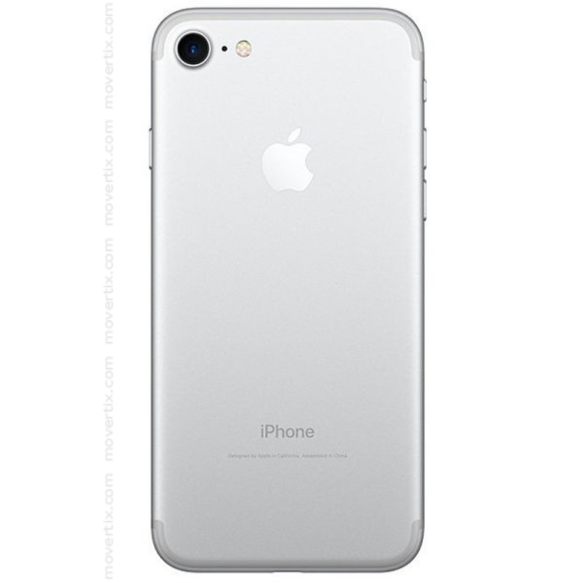 apple iphone 7 silver 128gb 190198068897 movertix. Black Bedroom Furniture Sets. Home Design Ideas