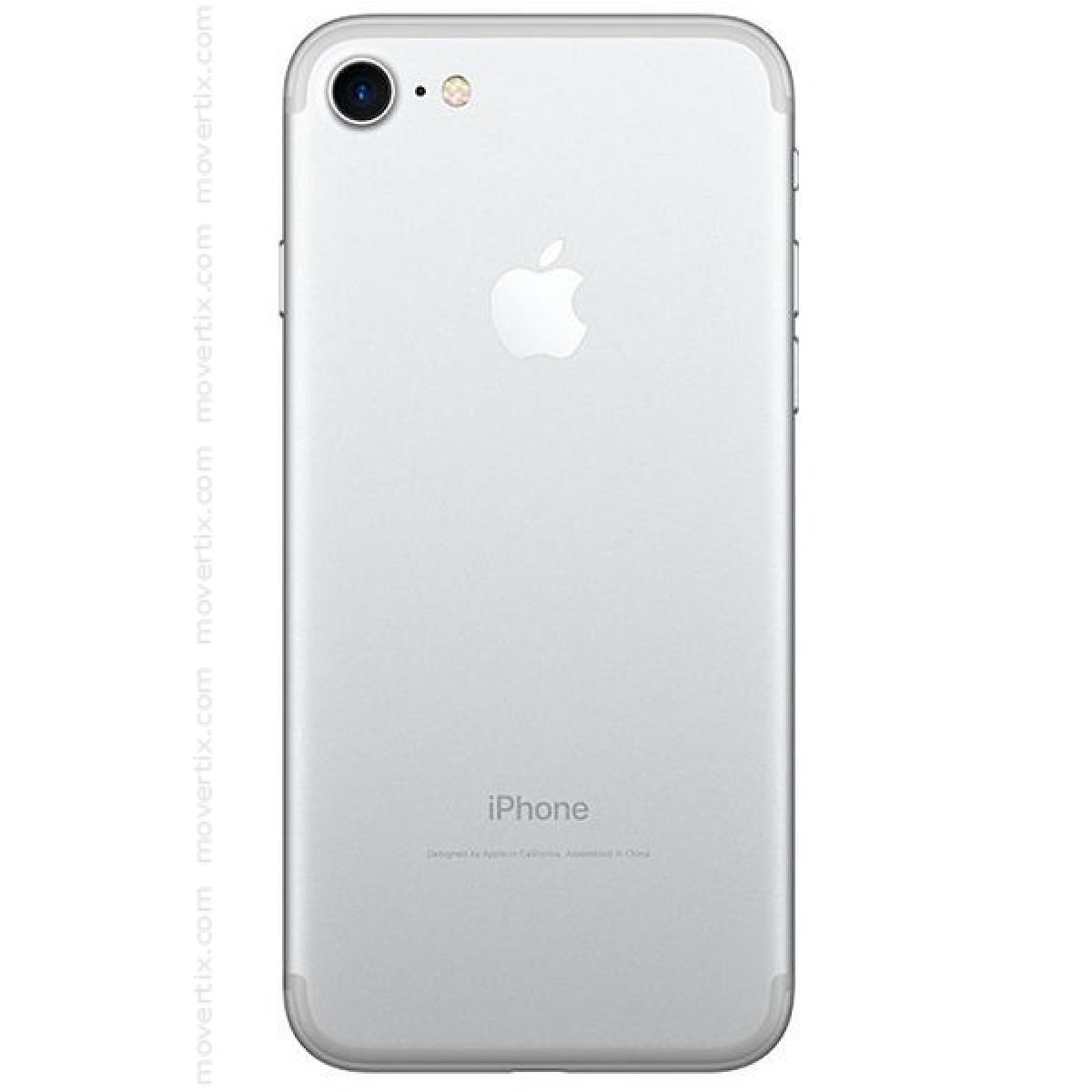 apple iphone 7 silver 256gb 190198070692 movertix mobile phones shop. Black Bedroom Furniture Sets. Home Design Ideas