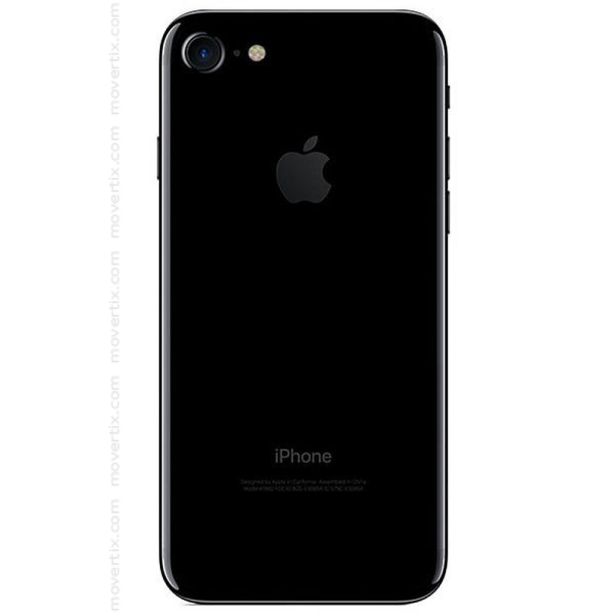 apple iphone 7 jet black 32gb 190198543110 movertix mobile phones shop. Black Bedroom Furniture Sets. Home Design Ideas