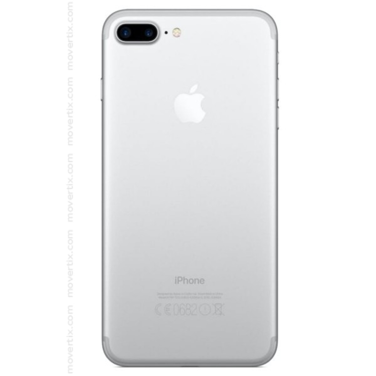 6aa8ad1d38e El iPhone 7 Plus de color plata de 32GB de memoria interna es más. Más  pantalla (5,5