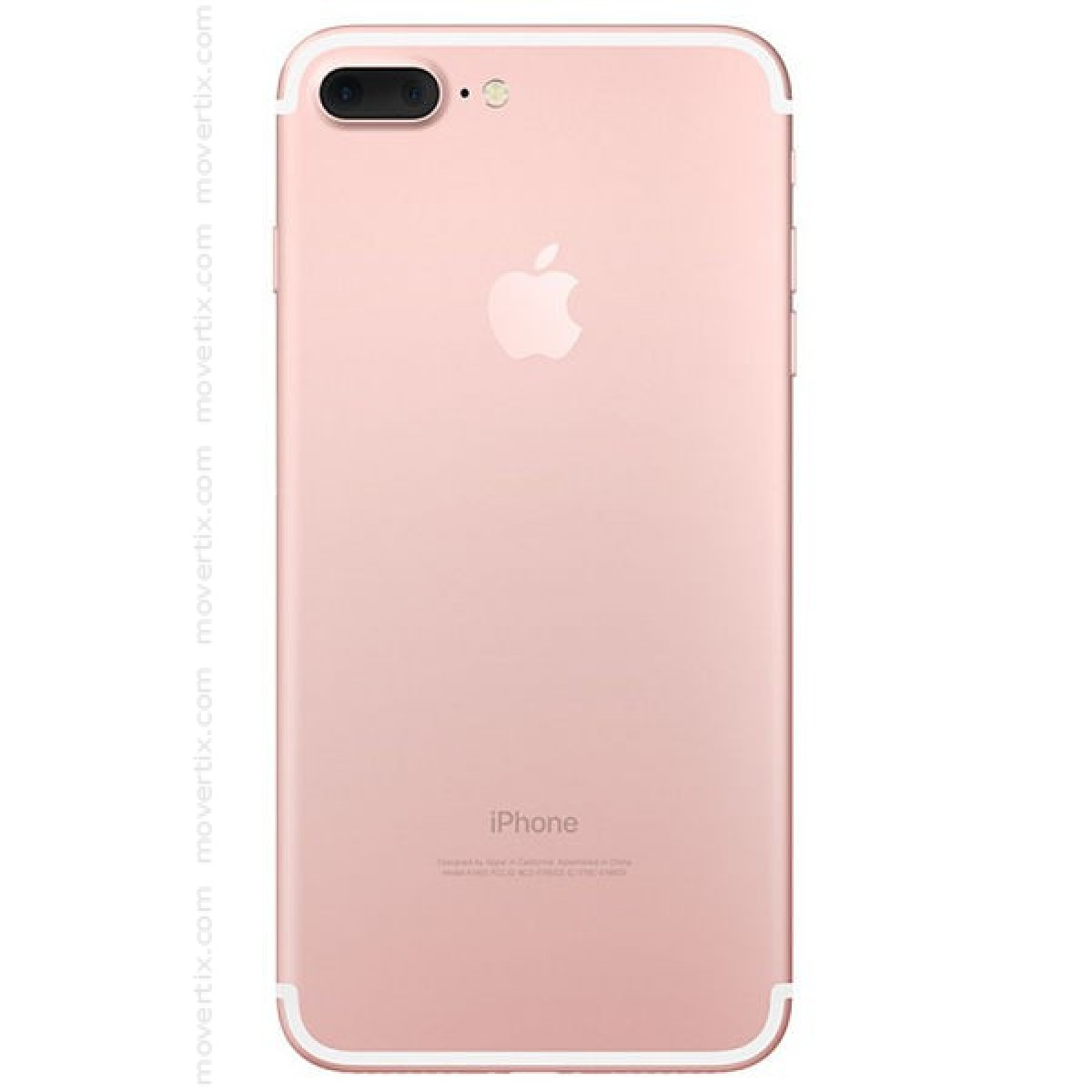 442ea40cdc3 Apple iPhone 7 Plus en Oro Rosa de 256GB (0190198046604) | Movertix Tienda  de móviles libres