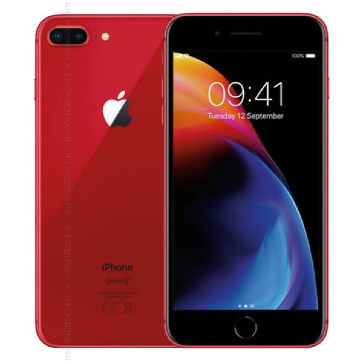 c470e83a2d6 Apple iPhone 8 Plus Red 64GB (0190198746313) | Movertix Mobile ...