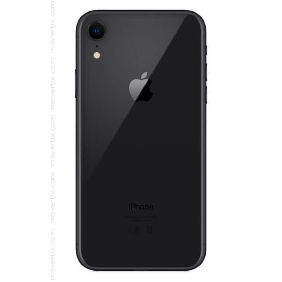 Apple iPhone XR Black 128GB (0190198772541) | Movertix ...