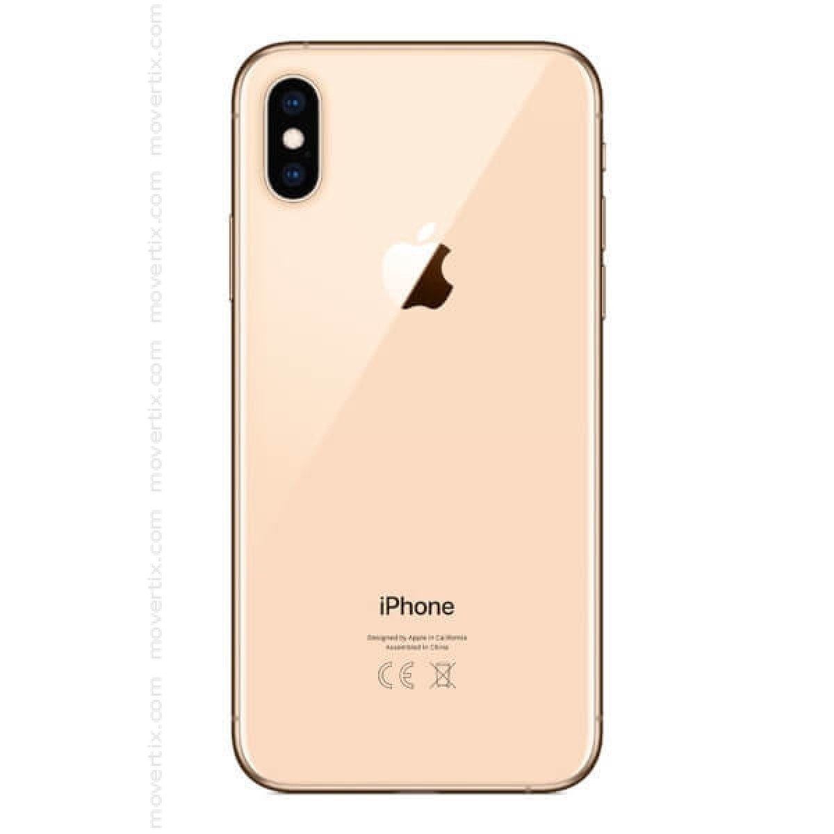 dd34b76bfb3 Apple iPhone XS Dourado de 64GB (0190198791641) | Movertix Loja de  Telemóveis