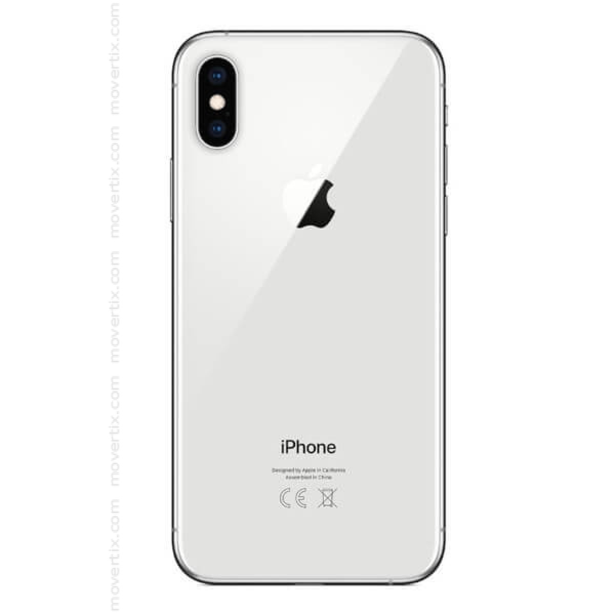 low priced f6d80 d97d7 Apple iPhone XS Silver 64GB