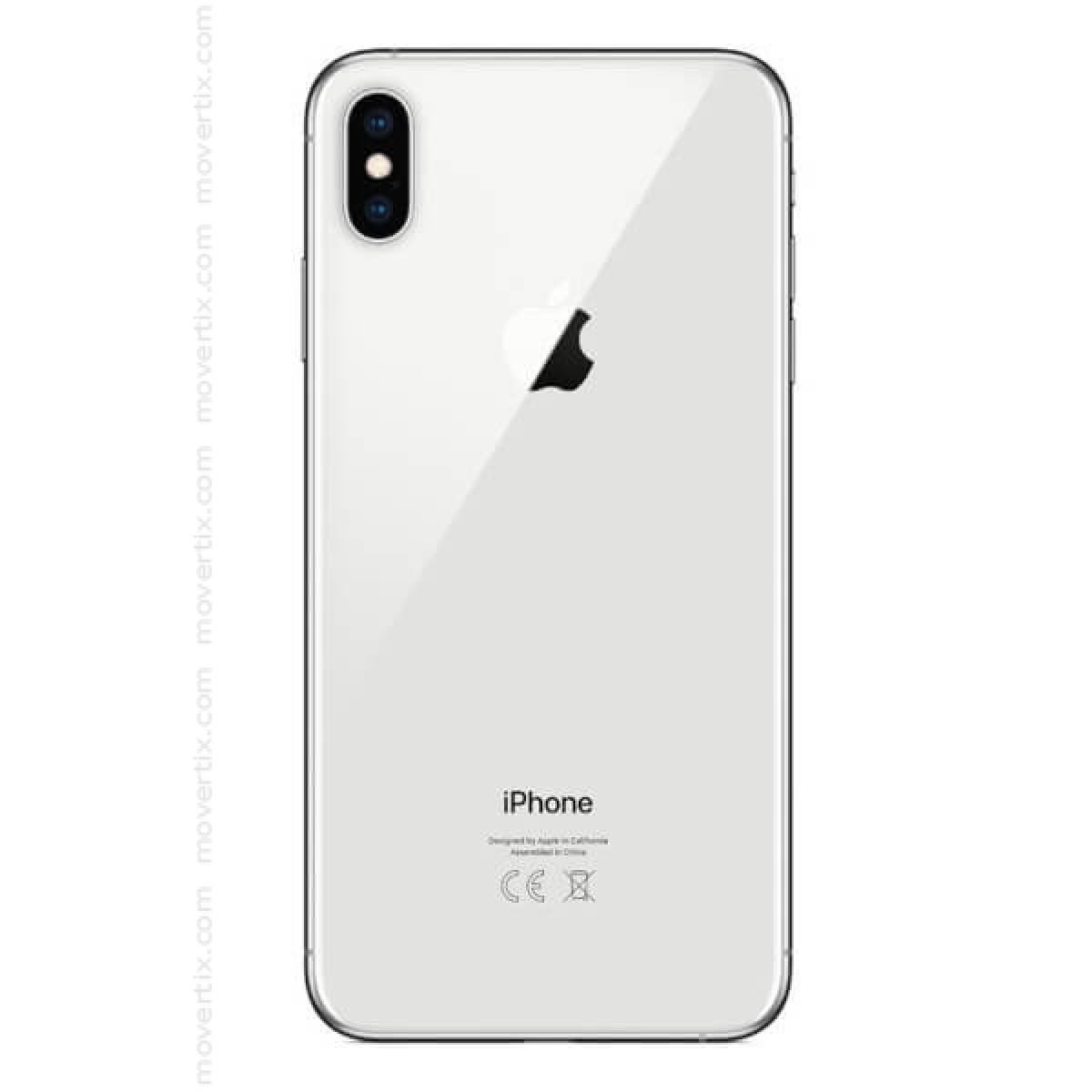 d4519041dc Apple iPhone XS Max Silver 64GB (0190198783516) | Movertix Mobile Phones  Shop