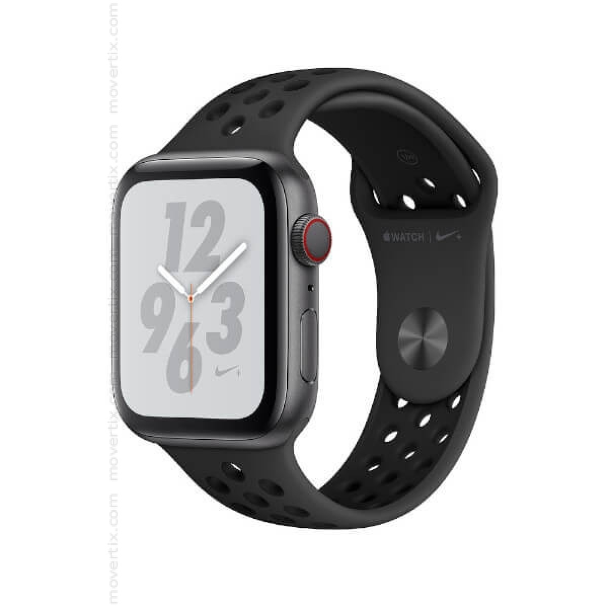 Apple Watch Nike+ Series 4 (GPS+Cellular) 44mm Grigio siderale con