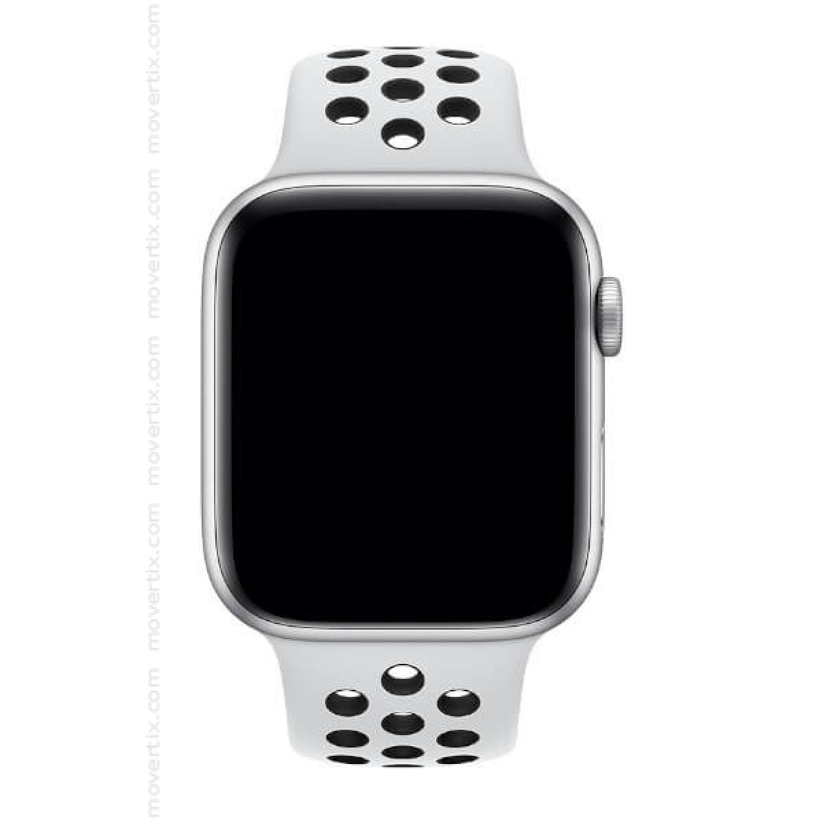 Apple Watch Nike+ Series 4 (GPS) 40mm Silver with Pure Platinum Nike Band  (MU6H2TY/A)