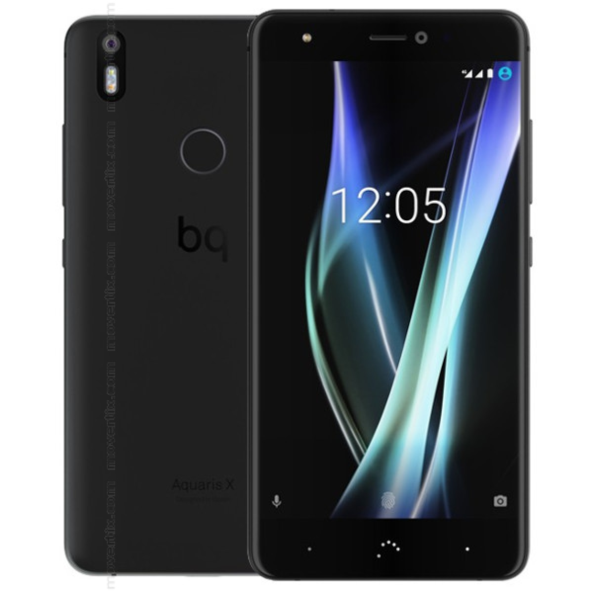 Bq Aquaris X Black 32GB and 3GB RAM (8435439882484 ...