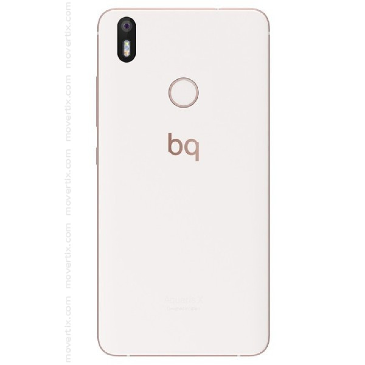 Bq Aquaris X White and Pink 32GB and 3GB RAM (8435439882491 ...