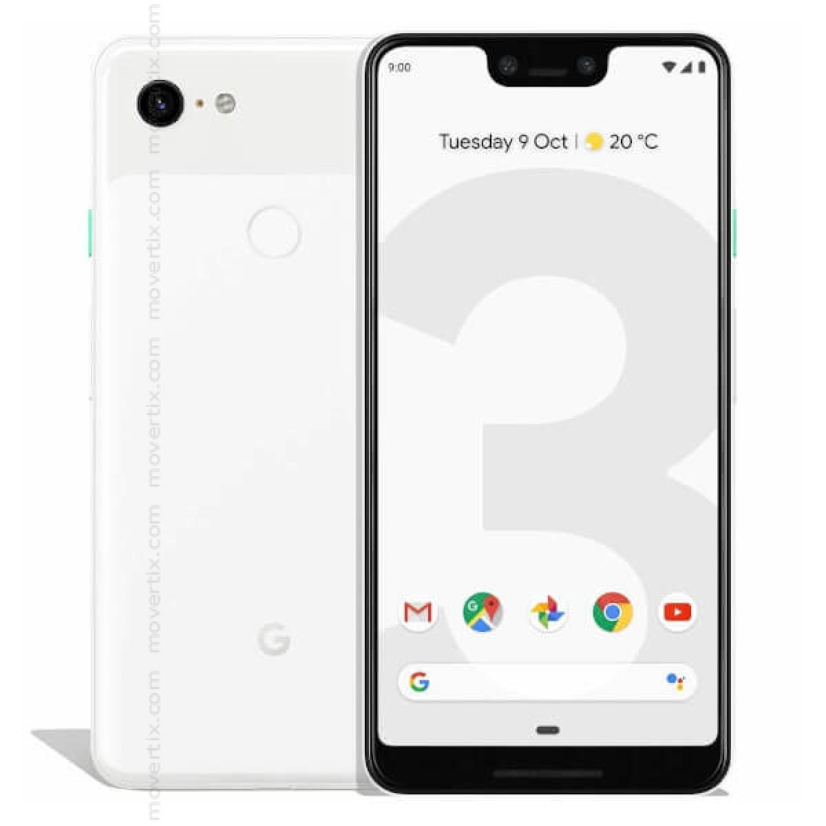 Google Pixel 3 XL White 64GB (G013C)