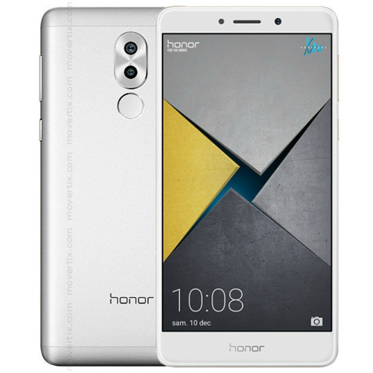 Honor 6X Premium Silver 64GB and 4GB RAM