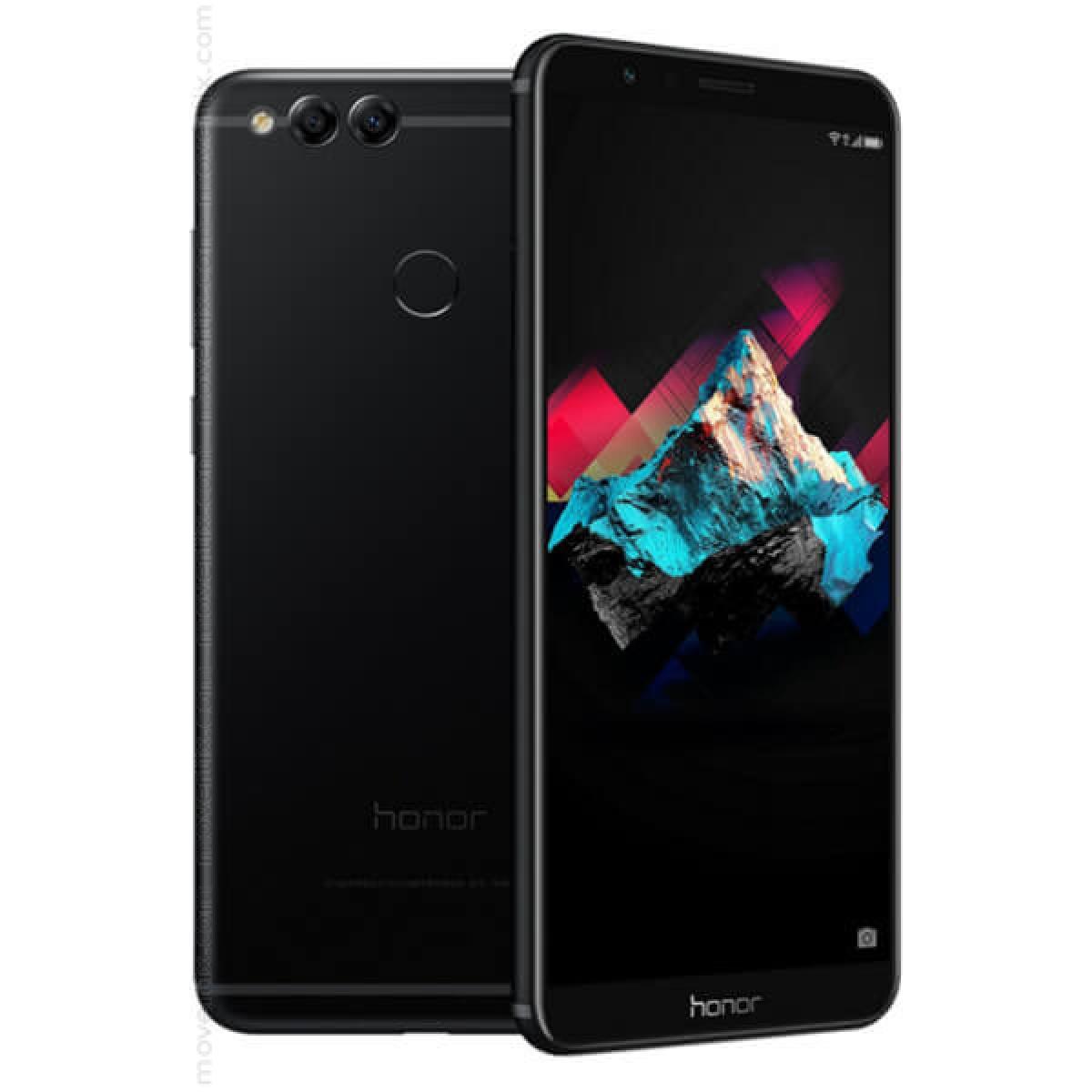 Honor 7X Dual SIM Black
