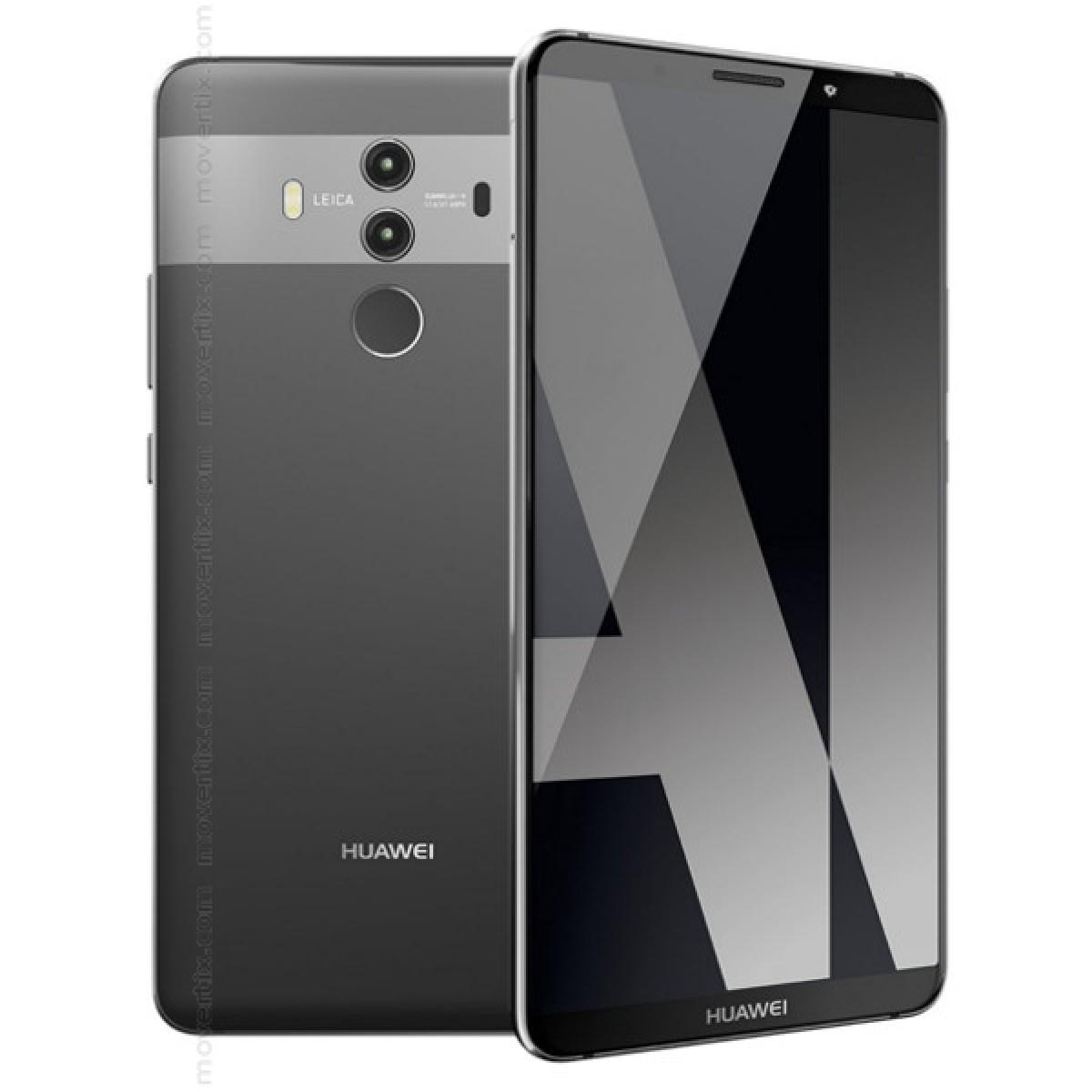 huawei mate 10 pro dual sim en gris de 128gb y 6gb ram 6901443200047 movertix tienda de. Black Bedroom Furniture Sets. Home Design Ideas
