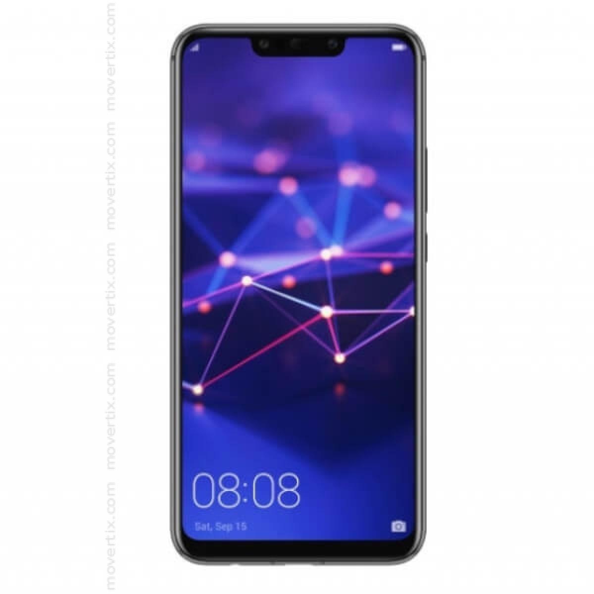 Huawei Mate 20 Lite Dual SIM en Negro de 64GB y 4GB RAM