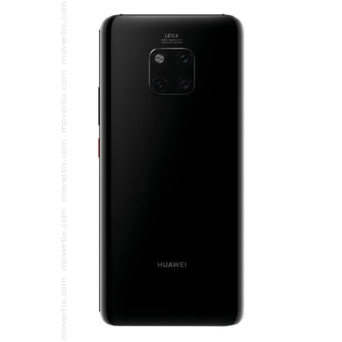 29c96ba5ac3450 The Huawei Mate 20 Pro in black color is a Dual SIM smartphone with triple  Leica camera, exceptional performance, 6GB of RAM and 128GB of storage, ...
