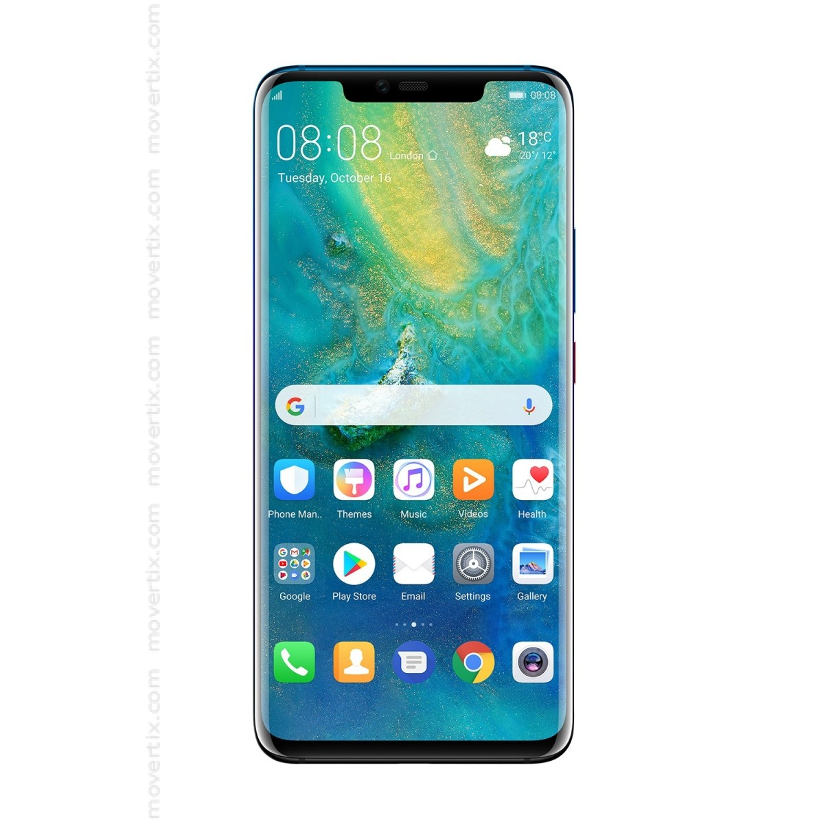 Huawei Mate 20 Pro Dual SIM in Twilight mit 128GB und 6GB