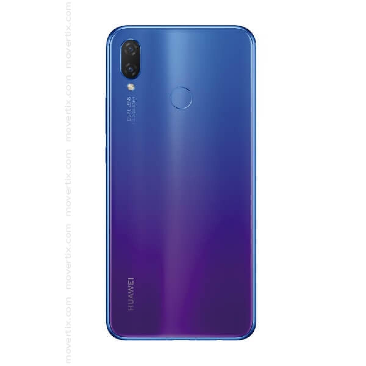 dea4d1c898f El Huawei P Smart Plus de color iris purple es un smartphone Dual SIM con  pantalla FullHD+ de 6,3 pulgadas, dos cámaras duales, inteligencia  artificial, ...