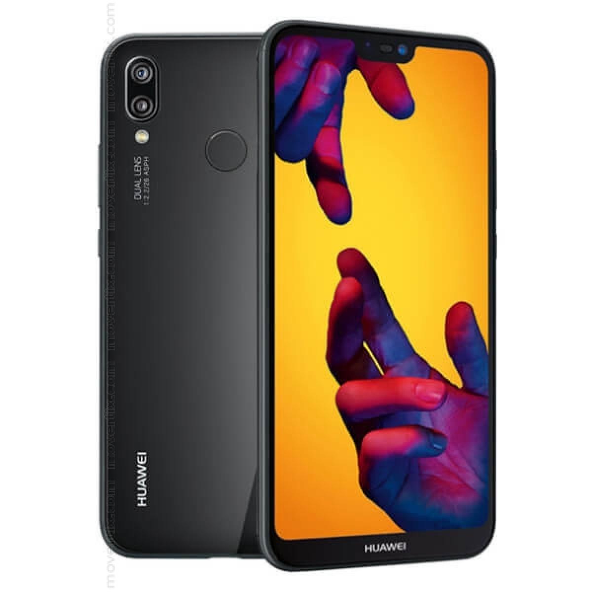 Huawei P20 Lite Dual SIM Black (ANE-LX1)