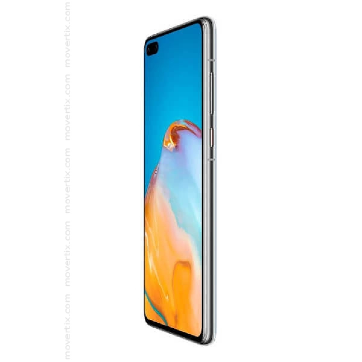 Huawei P40 Pro Dual Sim Ice White 256gb And 8gb Ram 6901443376933 Movertix Mobile Phones Shop
