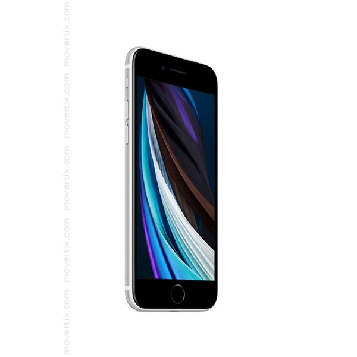 iPhone SE (2020) White 128GB (0190199505537) | Movertix ...