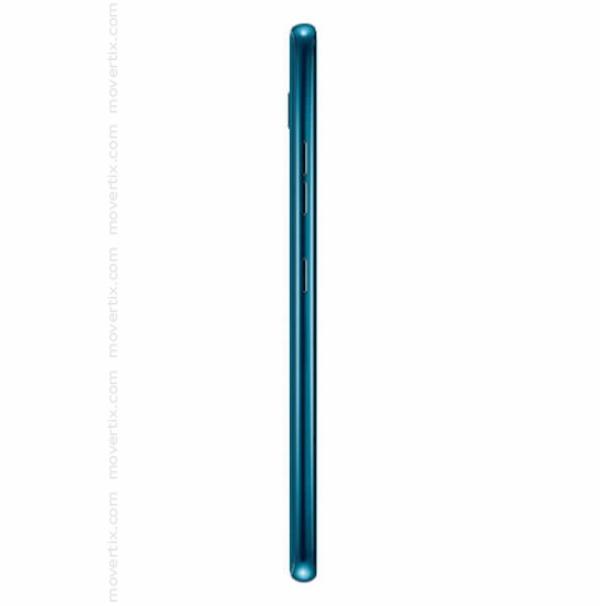 LG V40 ThinQ Dual SIM Blue 128GB and 6GB RAM (V405EBW)