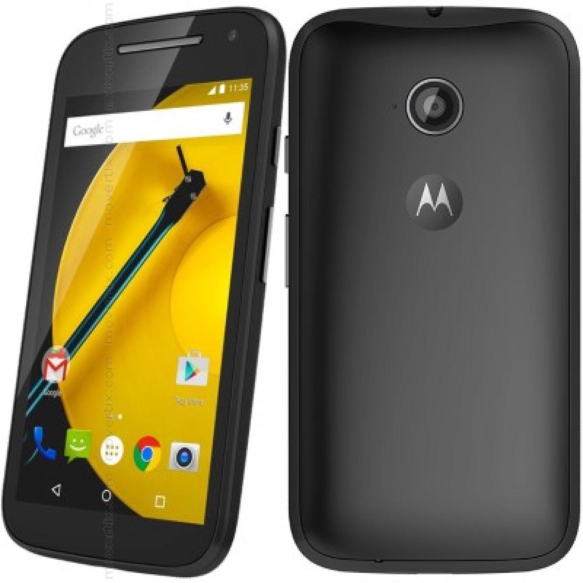Motorola Moto E 4g En Negro Xt1524 6947681522893