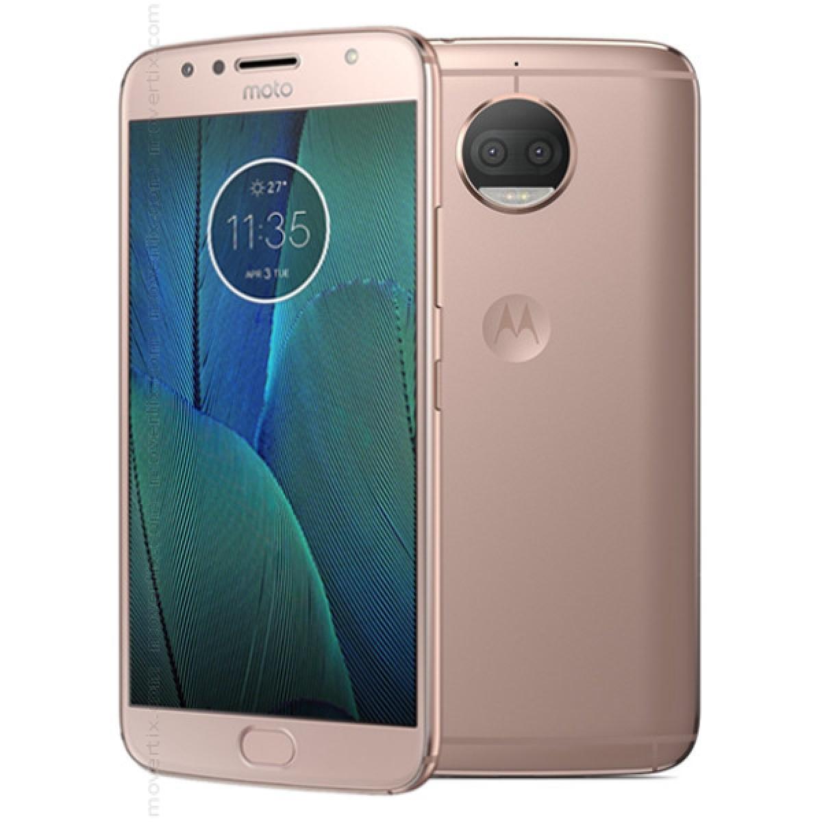 Motorola Moto G5s Plus Dual SIM en Oro (6947681556904) | Movertix Tienda de móviles libres