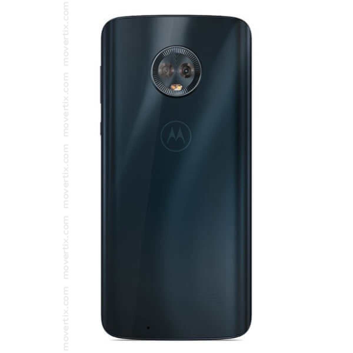 ac92e92a67 The Motorola Moto G6 Dual SIM in blue color with 32GB of storage. The sixth  generation of the Moto G stands out for its dual camera
