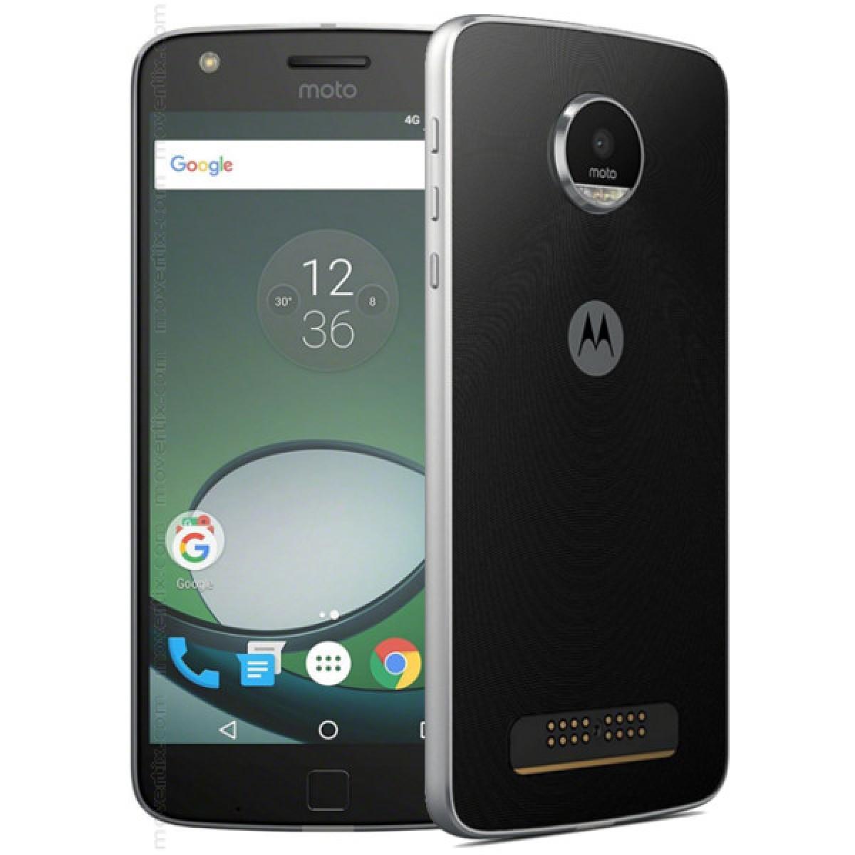 moto z play. Motorola Moto Z Play Dual SIM Black