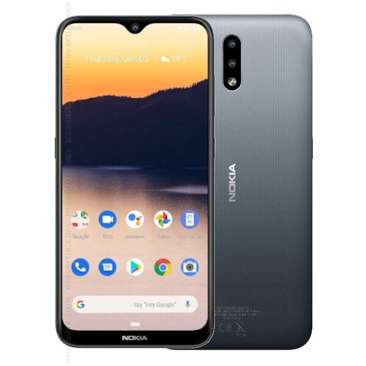 Nokia 2 3 Dual Sim Charcoal 32gb And 2gb Ram 6438409042545 Movertix Mobile Phones Shop