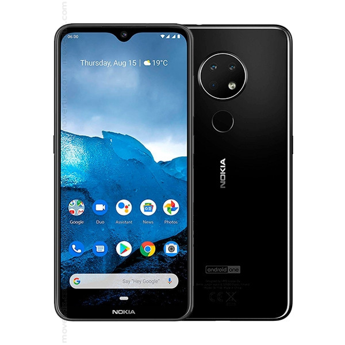 Nokia 6.2 Smartphone Review - Android One with real dual