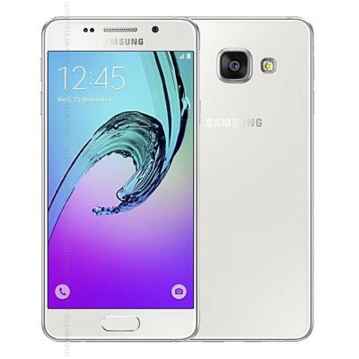 samsung galaxy a5 2016 white a510f 8806088140964 movertix mobile phones shop. Black Bedroom Furniture Sets. Home Design Ideas