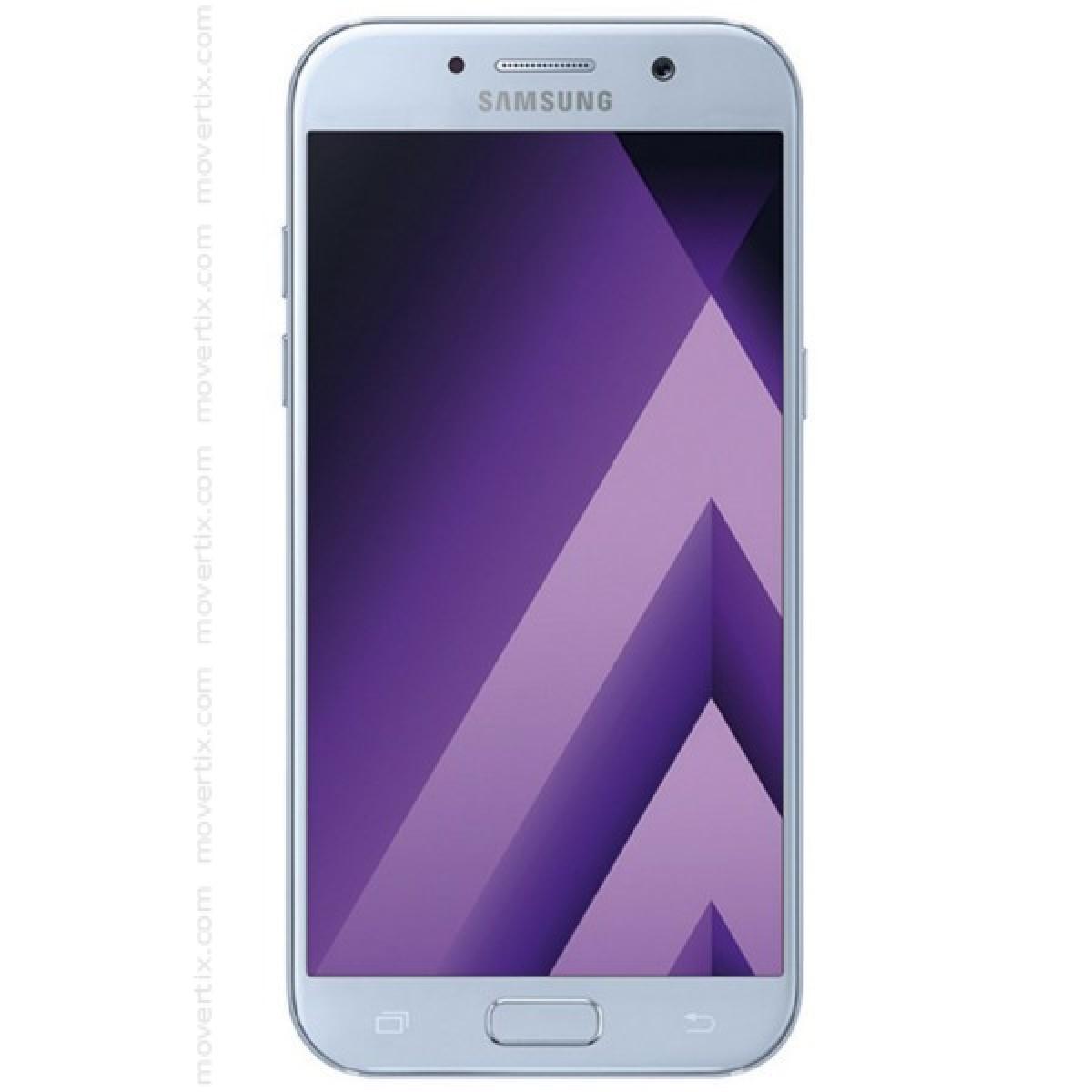 samsung galaxy a5 2017 blue a520 8806088624853 movertix mobile phones shop. Black Bedroom Furniture Sets. Home Design Ideas