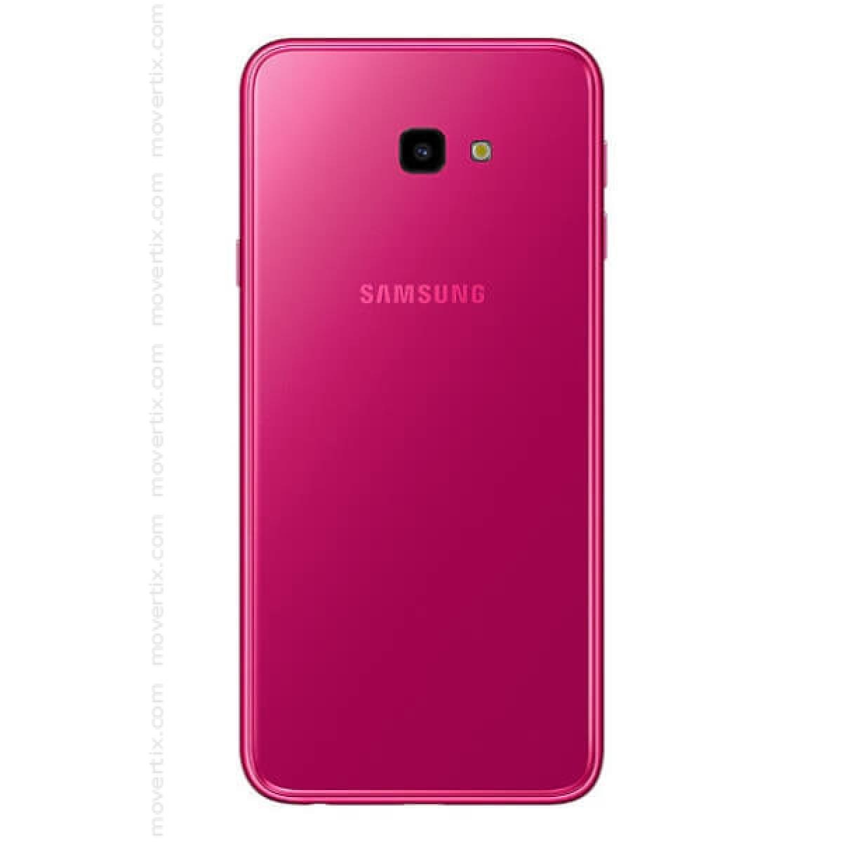 b0f77bc82 El Samsung Galaxy J4 Plus (2018) de color rosa es un smartphone Dual SIM  asequible y con unas características más que notables  pantalla HD de 6  pulgadas