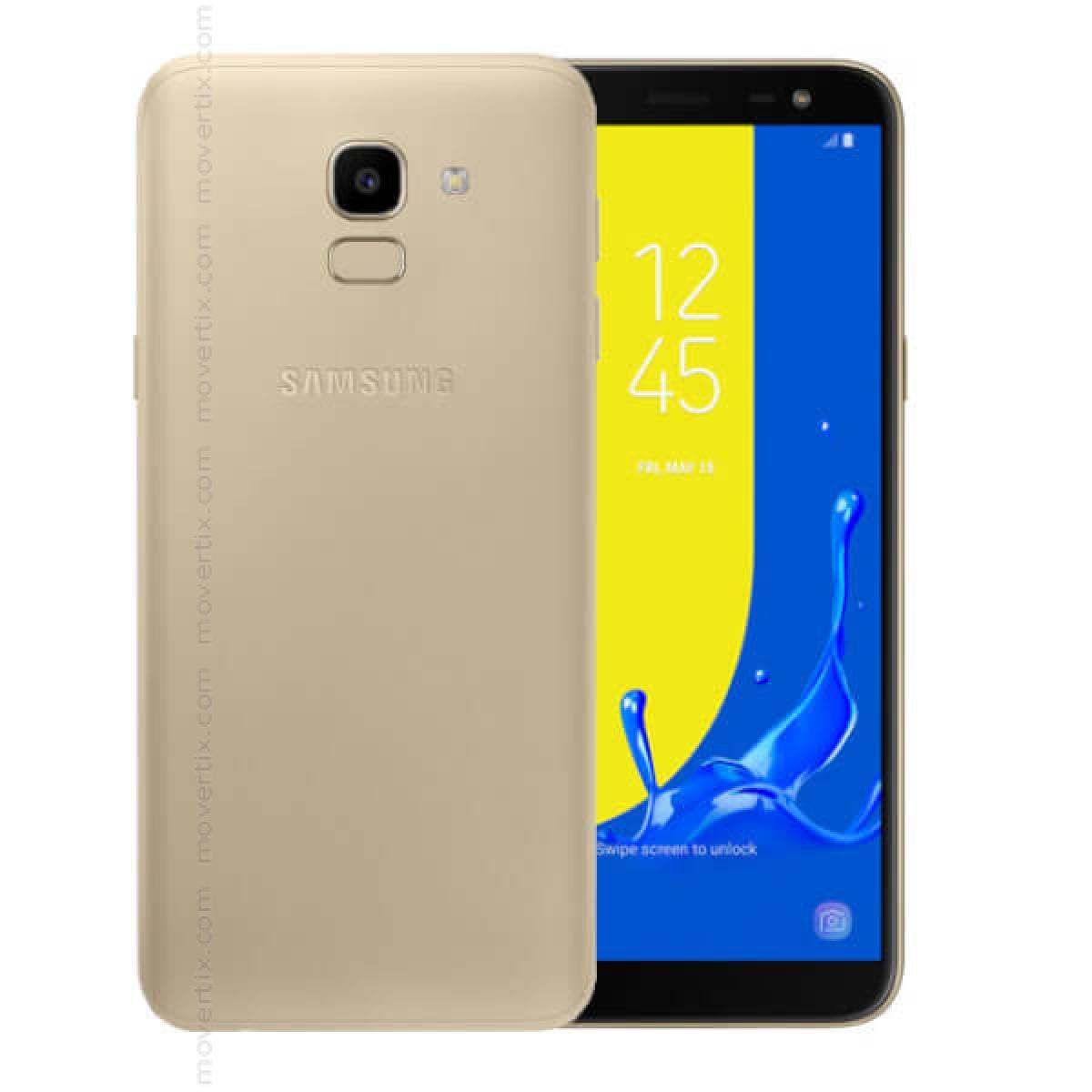 bcfed9960bc Samsung Galaxy J6 (2018) Gold 32GB and 3GB RAM - SM-J600F ...