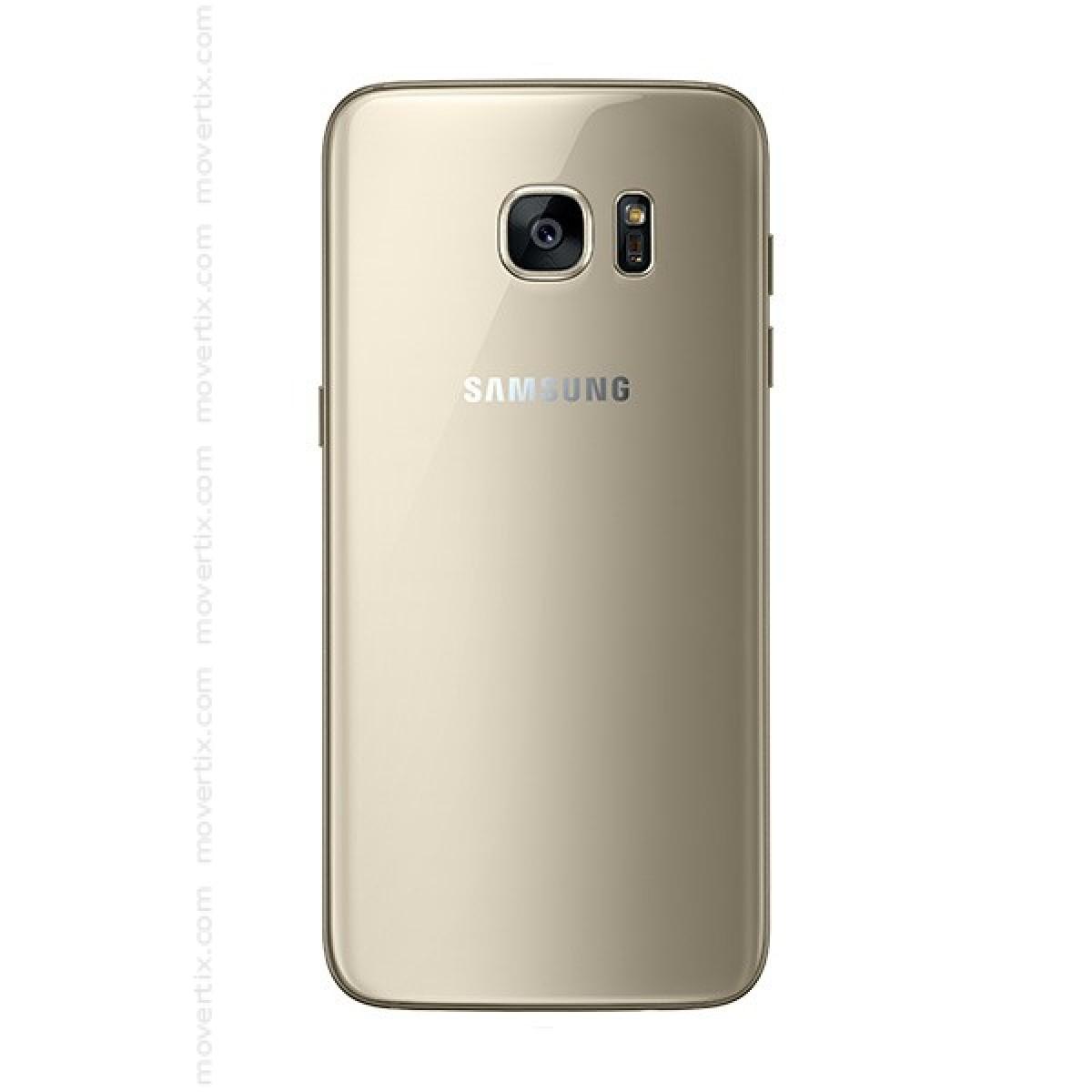 241c429dc50cb El Samsung Galaxy S7 Edge G935F de color Oro dispone 32GB de memoria  interna dispone de un procesador Samsung Exynos 8 Octa Core con 4 núcleos a  2