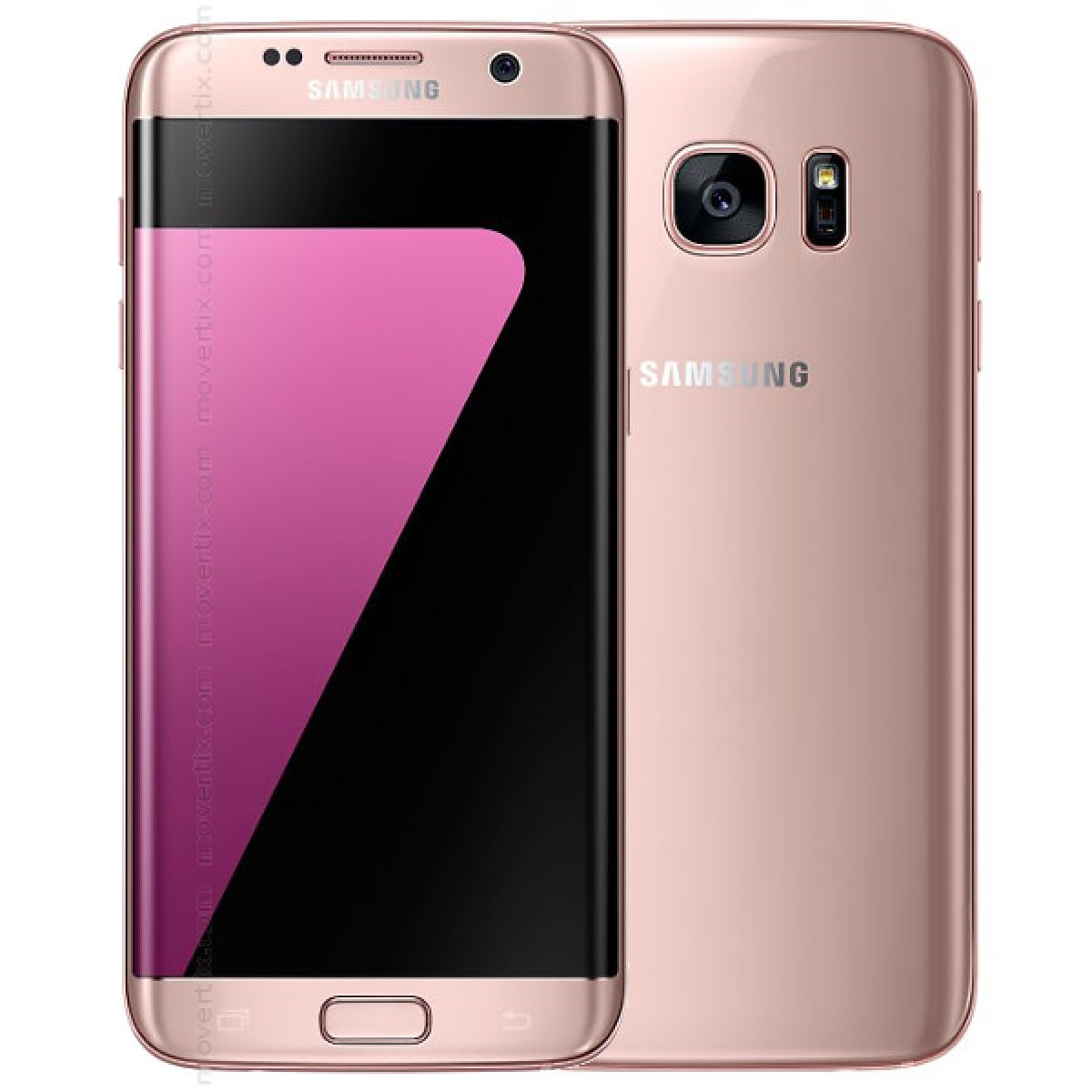 samsung galaxy s7 in ros gold mit 32gb g930f 8806088452814 movertix handy shop. Black Bedroom Furniture Sets. Home Design Ideas
