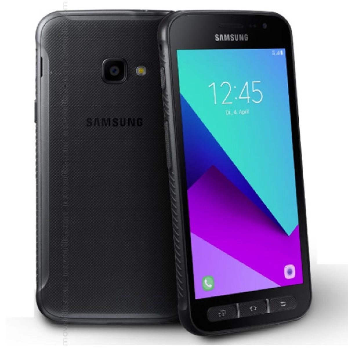 sports shoes b59a8 7a9b2 Samsung Galaxy Xcover 4 Black (G390F)