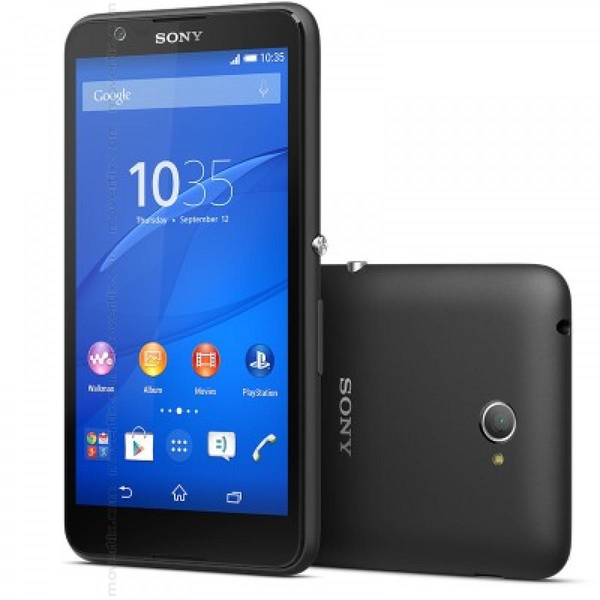 Xperia E Sony Xperia E4 Black -...