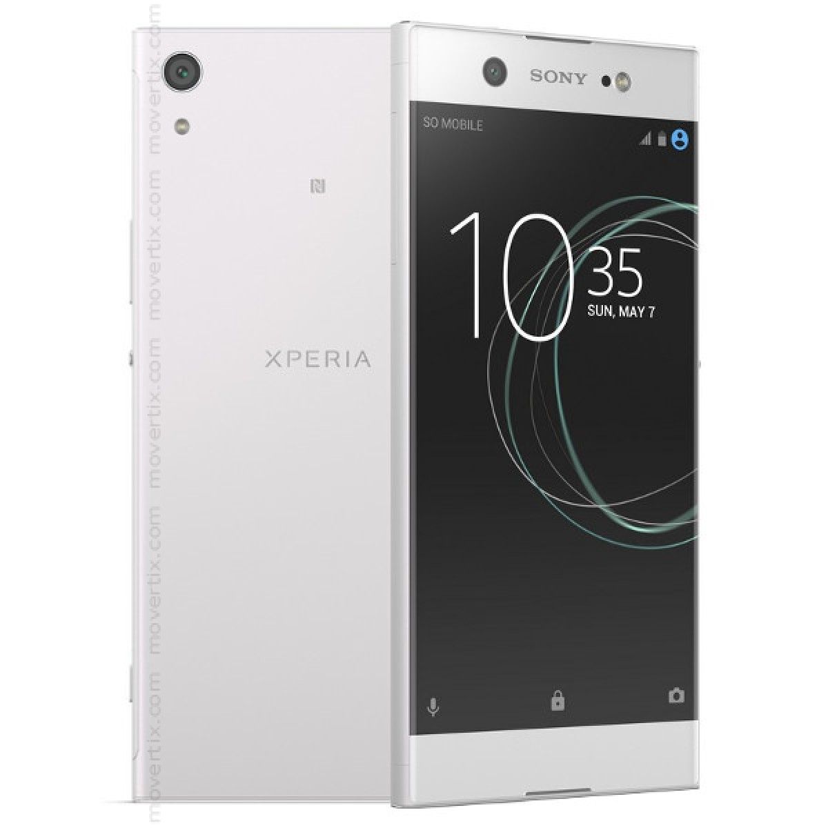 sony xperia xa1 ultra en blanco 7311271583820 movertix. Black Bedroom Furniture Sets. Home Design Ideas