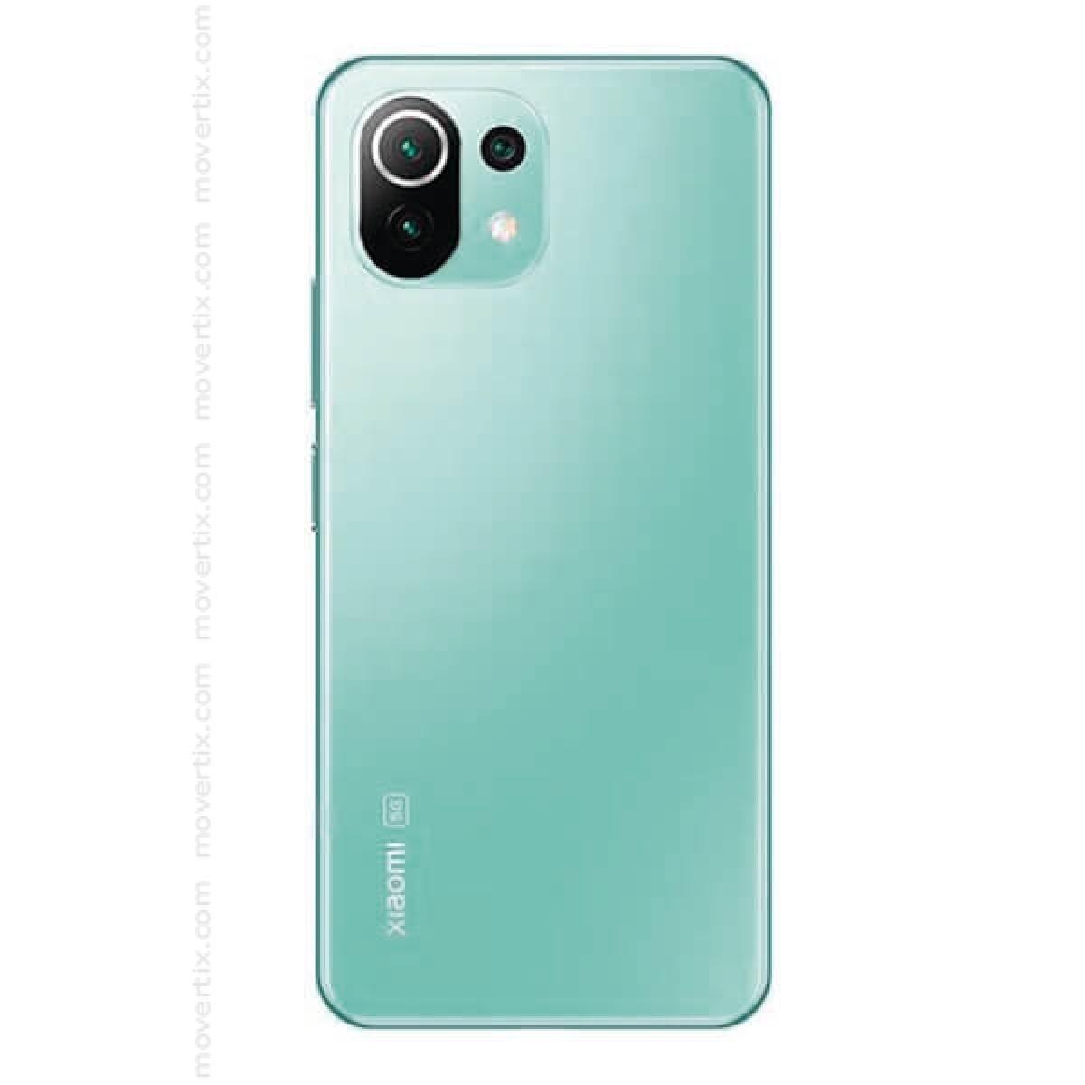 Xiaomi Mi 11 Lite 5G Dual SIM in Grün mit 128GB und 8GB RAM (6934177745171)