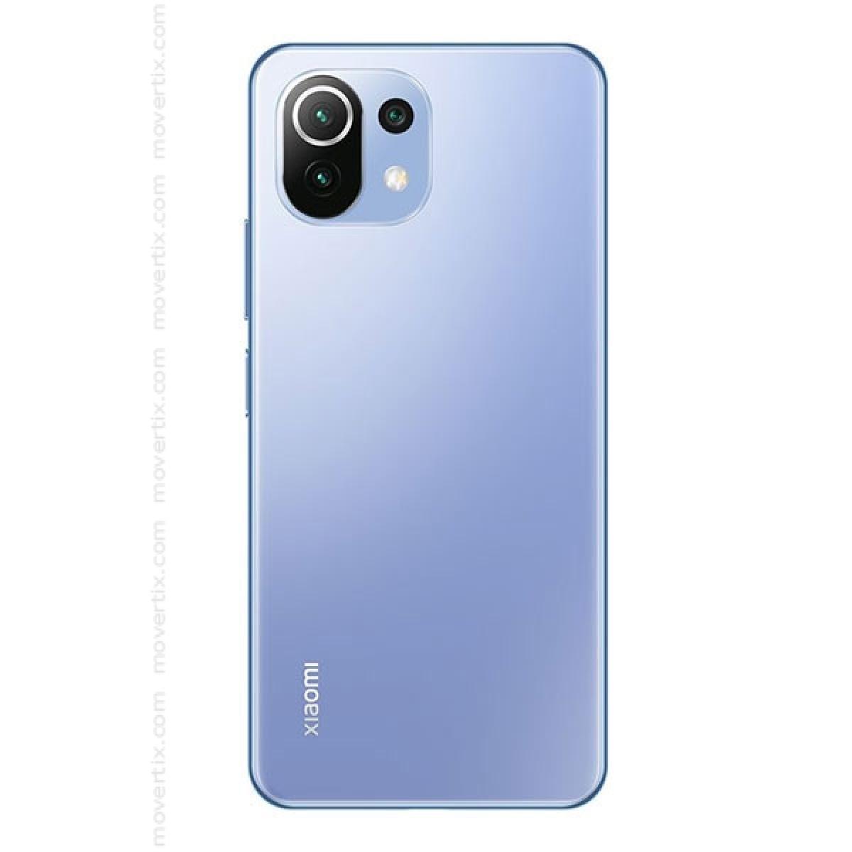 Xiaomi Mi 11 Lite Dual SIM Bubblegum Blue 128GB and 6GB RAM (6934177732676)