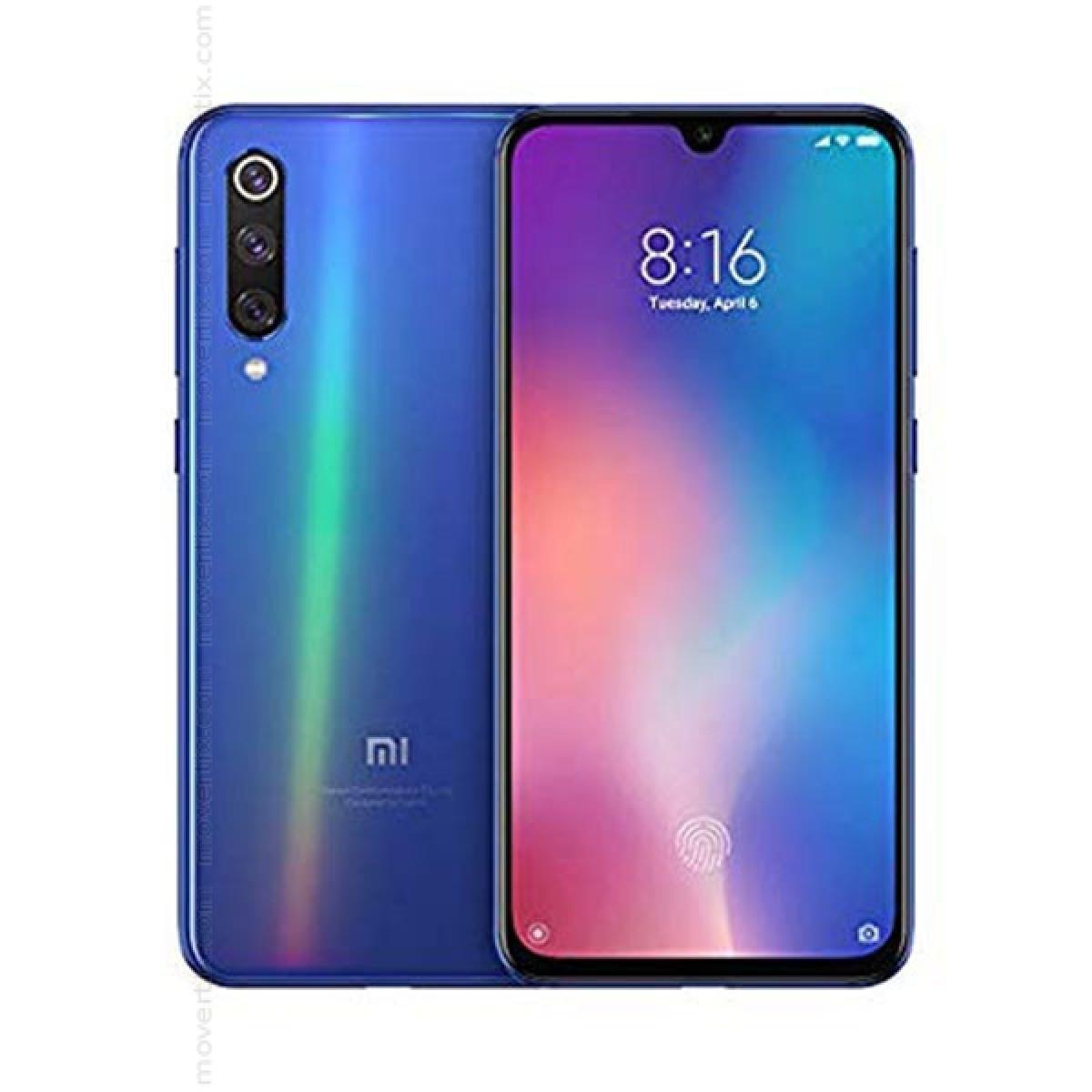 Xiaomi Mi 9 Se Dual Sim Blue 128gb And 6gb Ram 6941059622482
