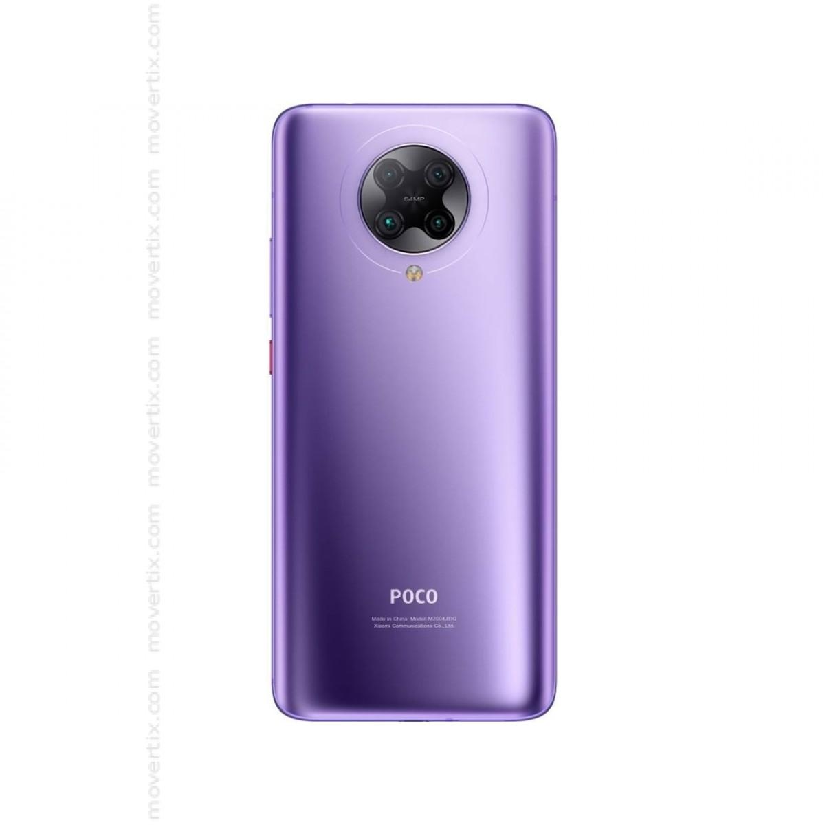 Xiaomi Poco F2 Pro 5g Dual Sim Electric Purple 128gb And 6gb Ram 6941059644224 Movertix Mobile Phones Shop