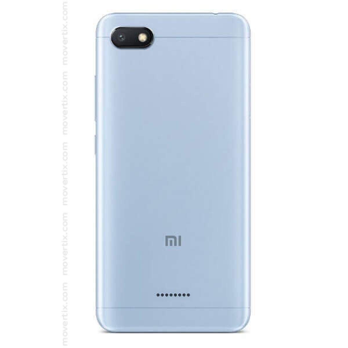 0f2e5abd1 Xiaomi Redmi 6A Dual SIM Blue 16GB and 2GB RAM (6941059605881) | Movertix Mobile  Phones Shop
