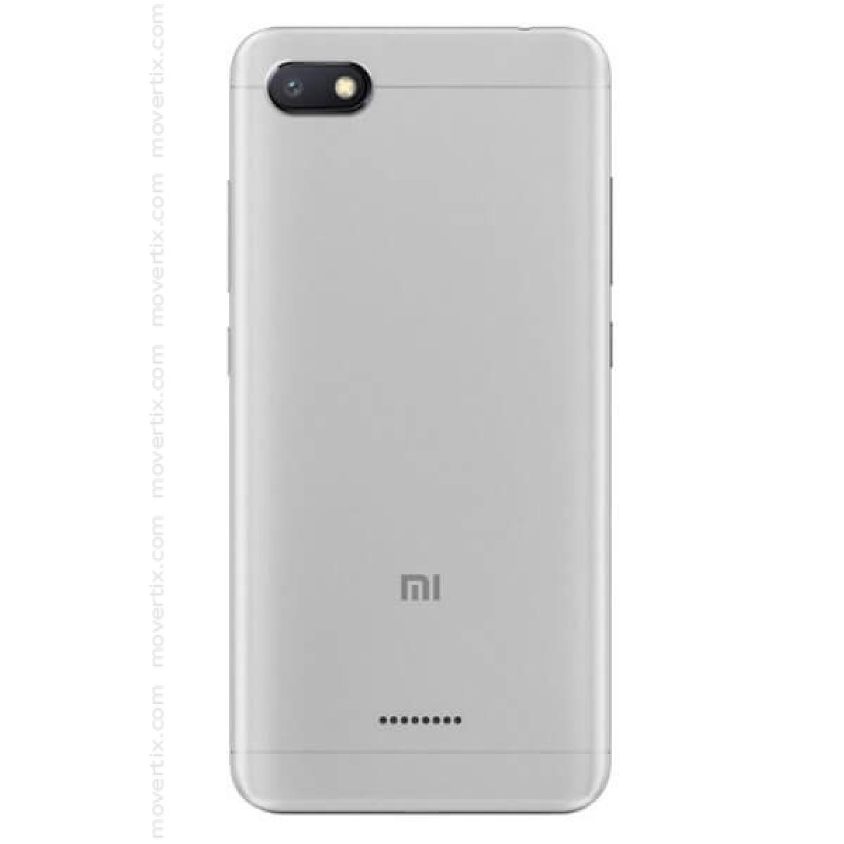 Xiaomi Redmi 6a Dual Sim Grey 32gb And 2gb Ram 6941059608493 Note 2 Gb Internal 16 Movertix Mobile Phones Shop