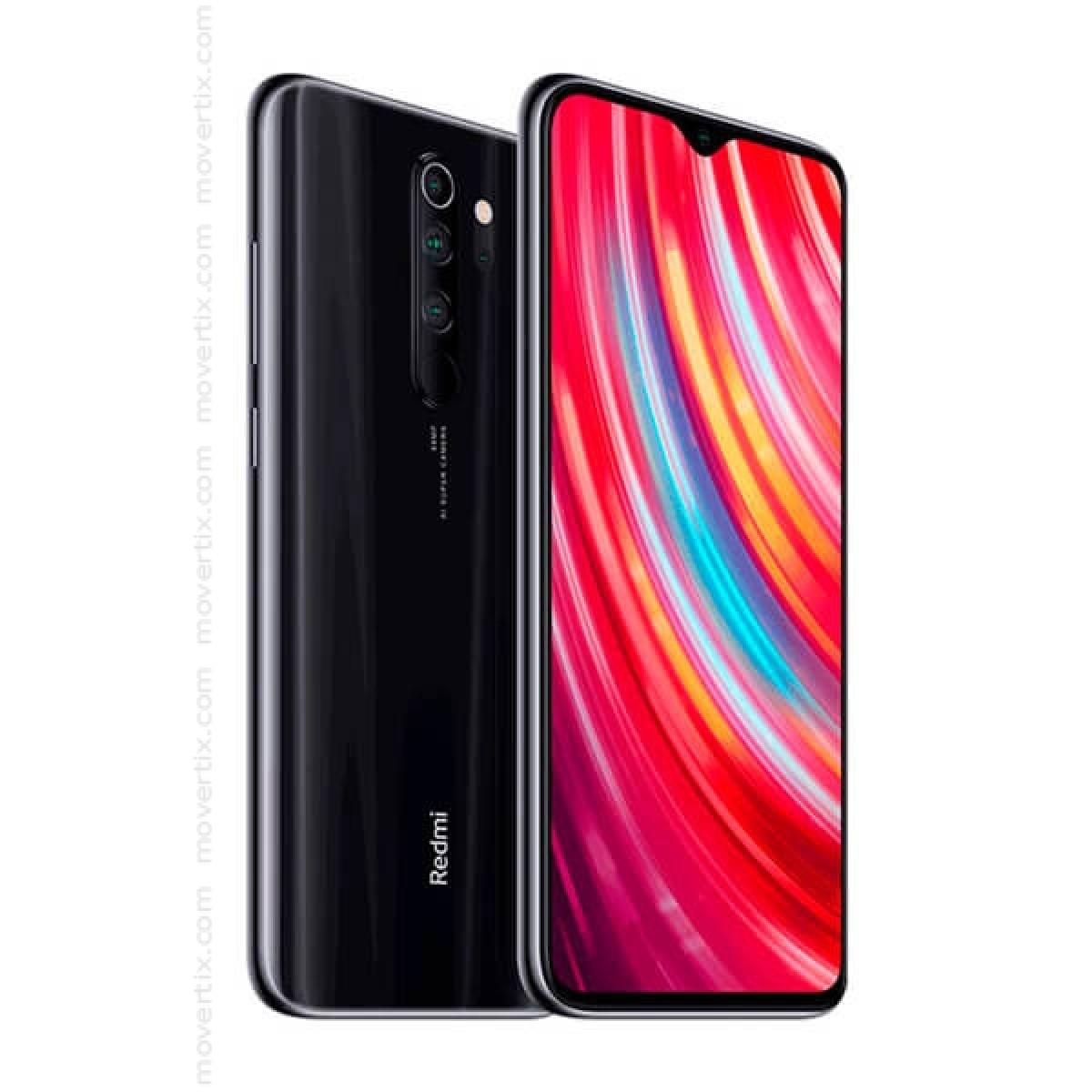Xiaomi Redmi Note 8 Pro Dual Sim Mineral Grey 64gb And 6gb Ram 6941059634645 Movertix Mobile Phones Shop